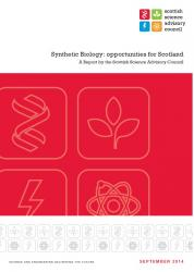 Synthetic biology Opportunities for Scotland